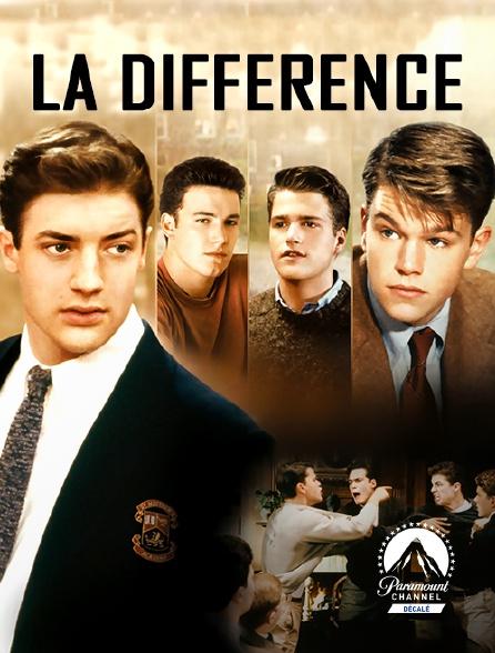 Paramount Channel Décalé - La différence