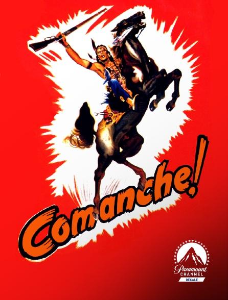 Paramount Channel Décalé - Comanche