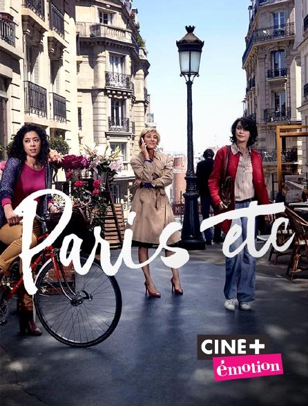 Ciné+ Emotion - Paris, etc.