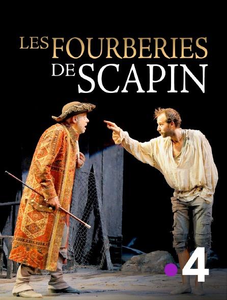 France 4 - Les Fourberies de Scapin