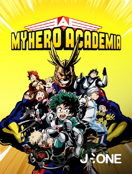 J-One - My Hero Academia