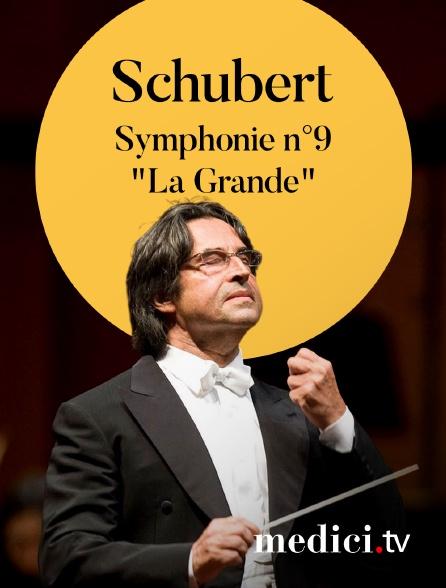 """Medici - Schubert, Symphonie n°9 """"La Grande"""" - Riccardo Muti, Berliner Philharmoniker - Teatro di San Carlo, Naples"""