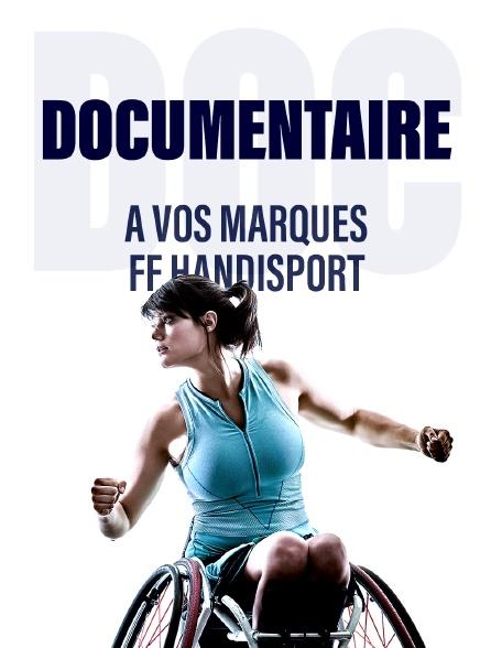 À vos marques FF Handisport