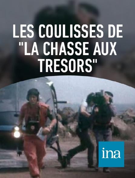 INA - Coulisses de La chasse au trésor