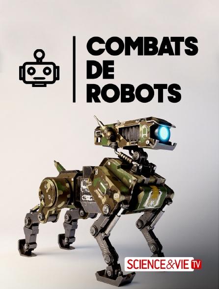 Science et Vie TV - Combats de robots Spécial