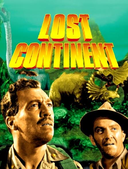 Le continent perdu