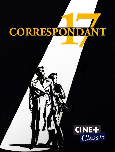 Ciné+ Classic - Correspondant 17