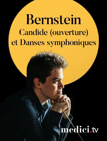 Medici - Bernstein, Candide (ouverture) et Danses symphoniques, de West Side Story - Lahav Shani, Orchestre National du Capitole de Toulouse
