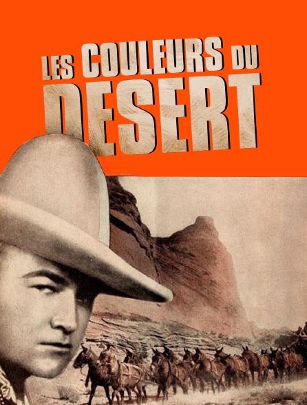 Les couleurs du désert