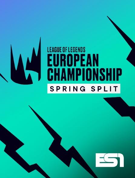 ES1 - League of Legends European Championship : Spring Split