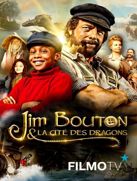FilmoTV - Jim Bouton : la cité des dragons