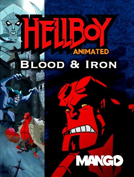Mango - Hellboy : Blood and Iron