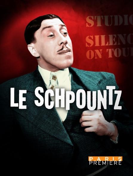 Paris Première - Le Schpountz