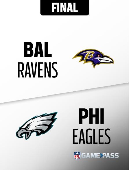 NFL 04 - Ravens - Eagles