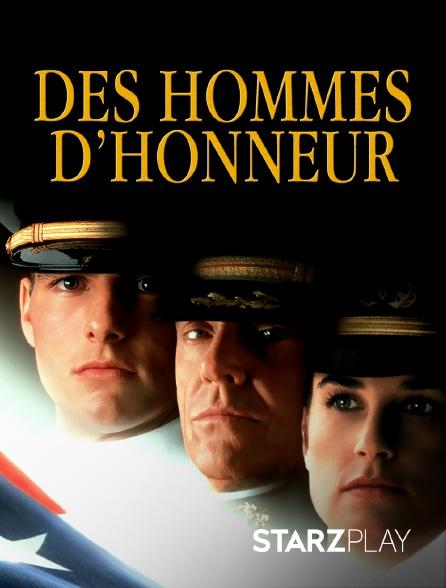 StarzPlay - Des Hommes D'honneur