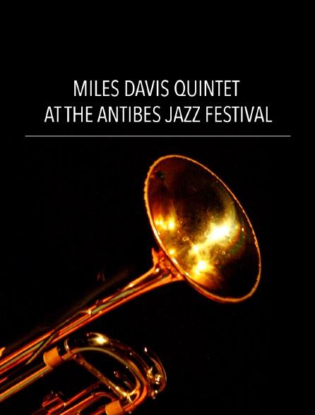 Miles Davis Quintet at the Antibes Jazz Festival