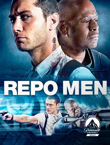 Paramount Channel Décalé - Repo Men