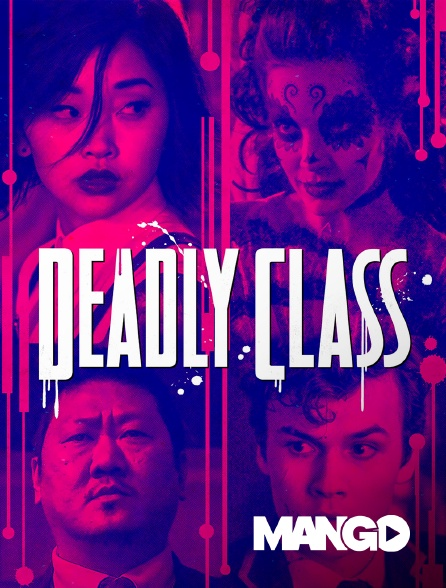 Mango - Deadly Class