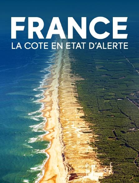 France, la côte en état d'alerte