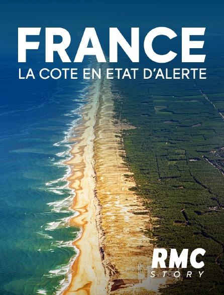 RMC Story - France, la côte en état d'alerte
