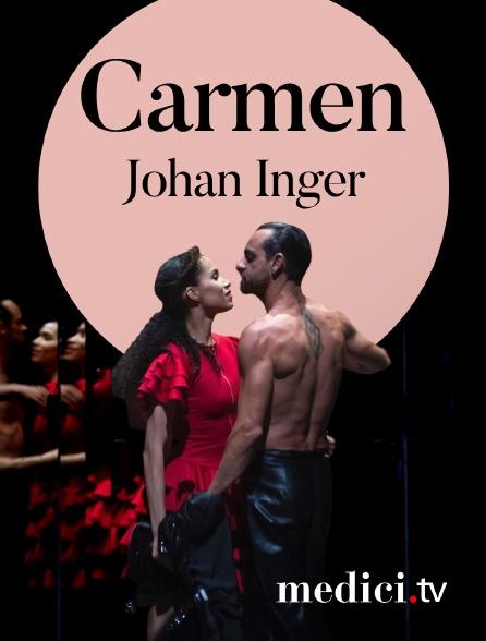 Medici - Carmen, Johan Inger - Musique de Shchedrin, après Bizet - Compañia Nacional de Danza - Théâtre Mogador