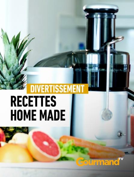 Gourmand TV - Recettes Home Made