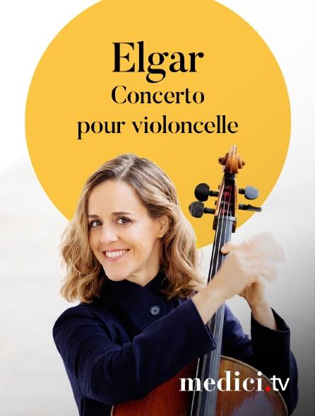 Medici - Elgar, Concerto pour violoncelle - Sol Gabetta, Sir Simon Rattle, Berliner Philharmoniker - Festspielhaus Baden-Baden