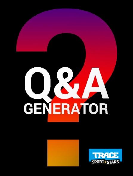 Trace Sport Stars - Q&A Generator