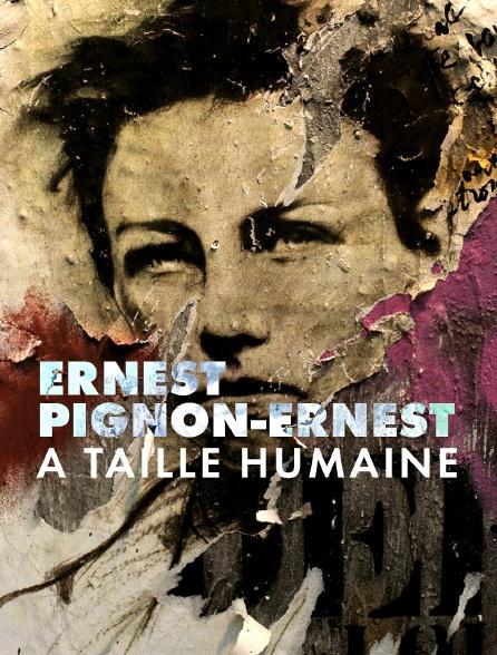 Ernest Pignon-Ernest, à taille humaine