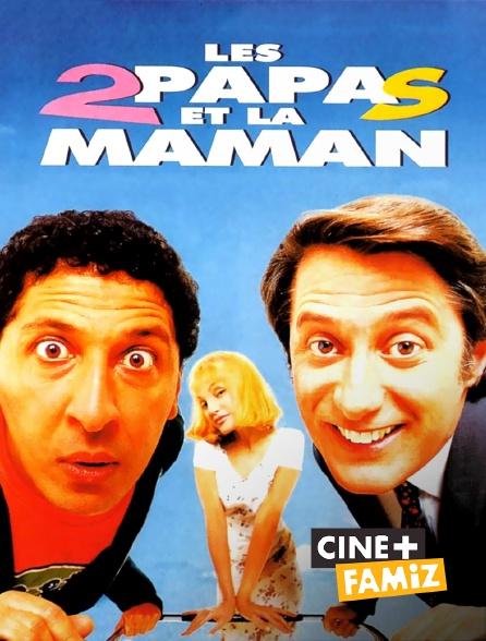 Ciné+ Famiz - Les deux papas et la maman