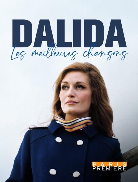 Paris Première - Dalida, les meilleures chansons