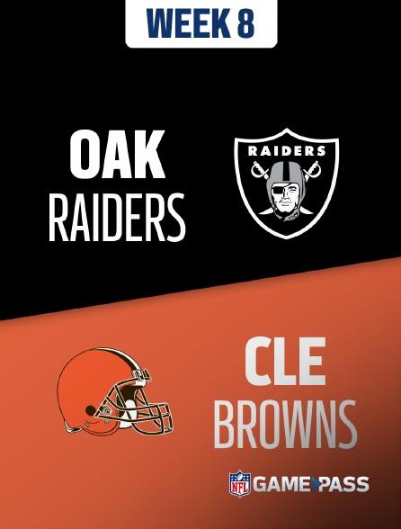 NFL 04 - Raiders - Browns