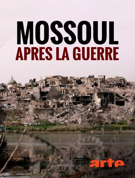 Arte - Mossoul après la guerre
