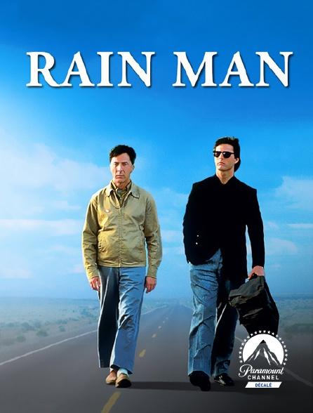 Paramount Channel Décalé - Rain Man