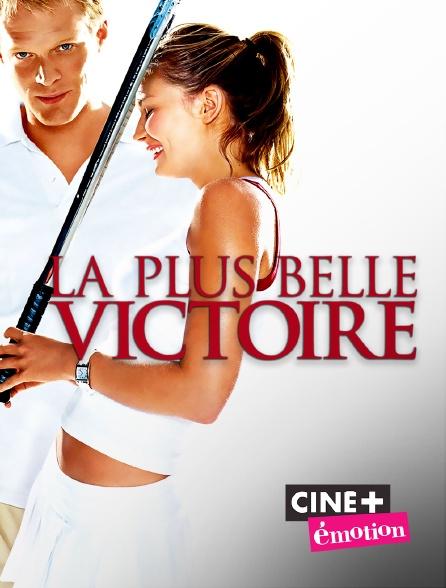 Ciné+ Emotion - La plus belle victoire