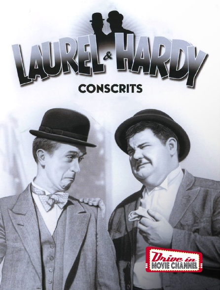 Drive-in Movie Channel - Laurel et Hardy conscrits