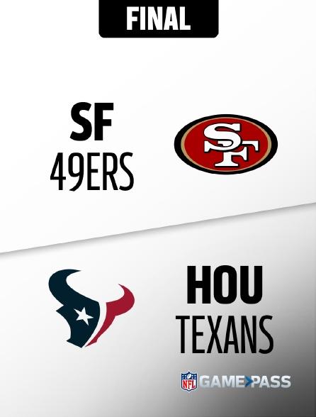 NFL 04 - 49ers - Texans