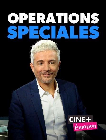 Ciné+ Emotion - Opérations spéciales