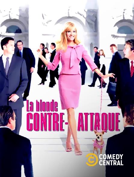 Comedy Central - La blonde contre-attaque