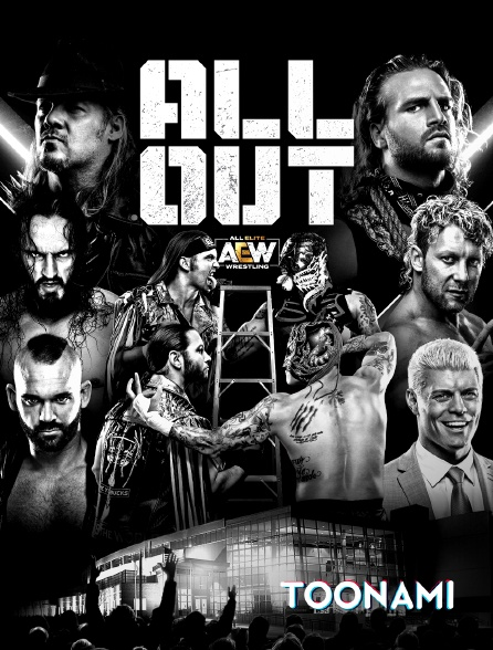 Toonami - All Elite Wrestling: All Out