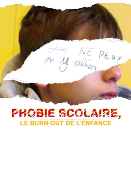 Phobie scolaire, burn out de l'enfance