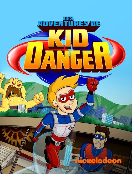 Nickelodeon - Les aventures de Kid Danger