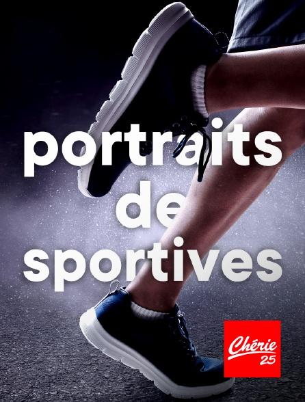Chérie 25 - Portraits de sportives