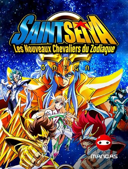 Mangas - Saint Seiya Omega : Les nouveaux chevaliers du zodiaque