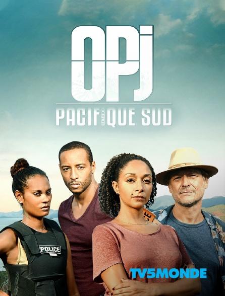 TV5MONDE - OPJ, Pacifique Sud