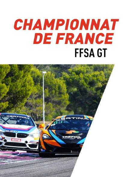Grand Tourisme : Championnat de France FFSA GT