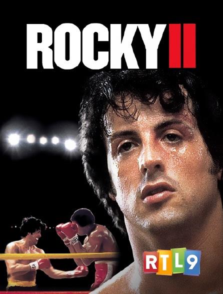 RTL 9 - Rocky II, la revanche