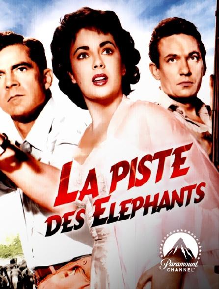 Paramount Channel - La piste des éléphants