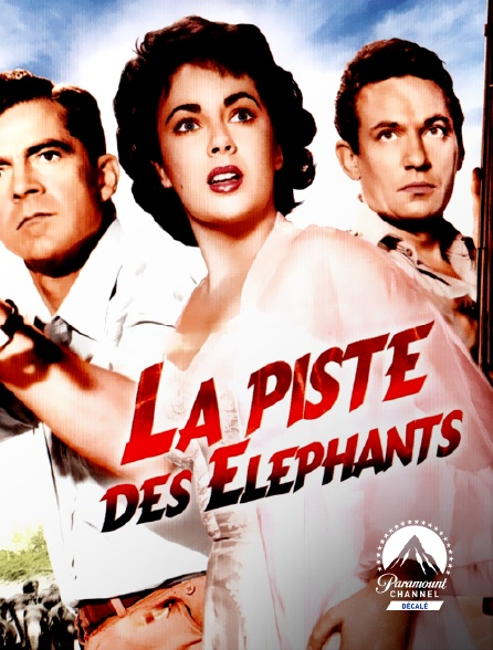 Paramount Channel Décalé - La piste des éléphants