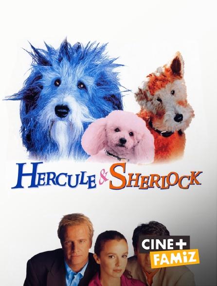 Ciné+ Famiz - Hercule & Sherlock